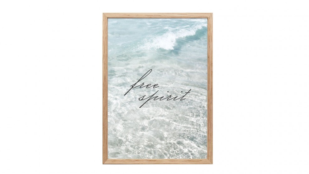 Profile Products Framed Art - Fresh Water 2 - 50x70 cm