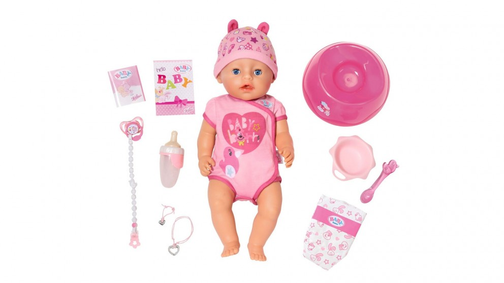Baby Born Soft Touch Girl - 43cm