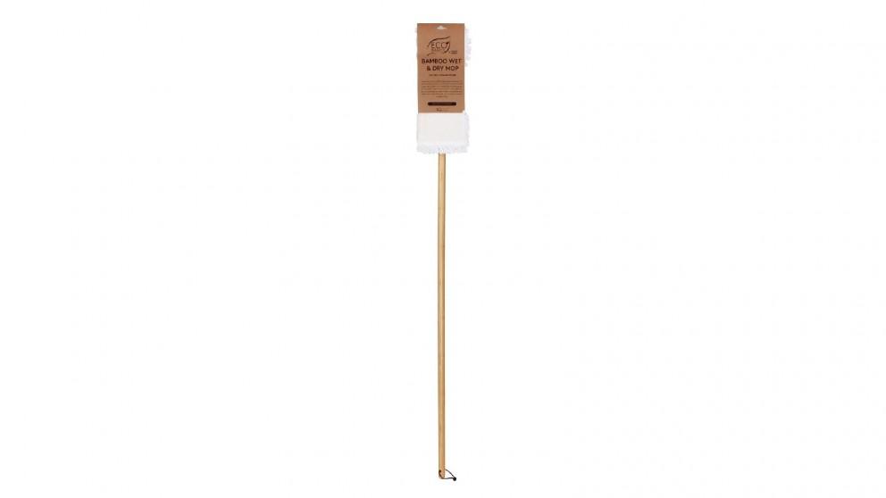 White Magic Eco Basics Bamboo Wet & Dry Mop