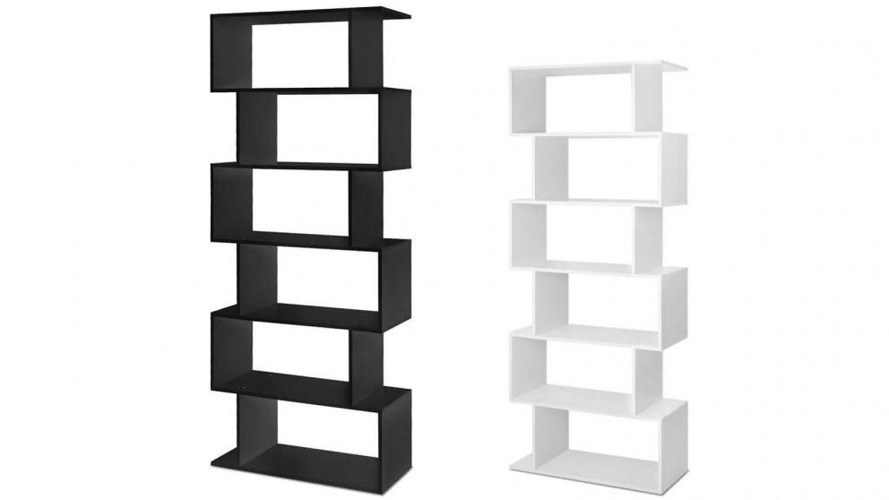 Artiss 6 Tier Display Stand Storage Shelf