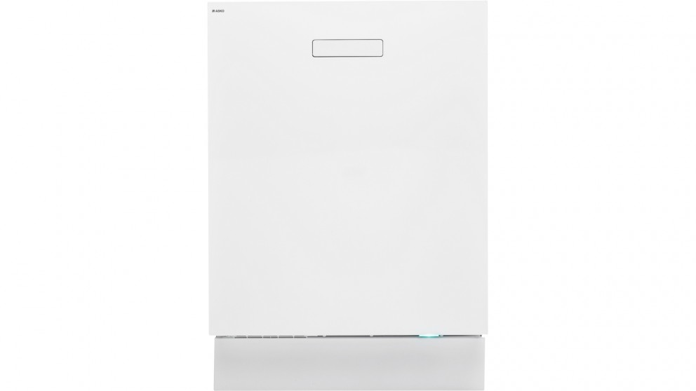 Asko 15-Place Setting Turbo Drying White Built-in Dishwasher