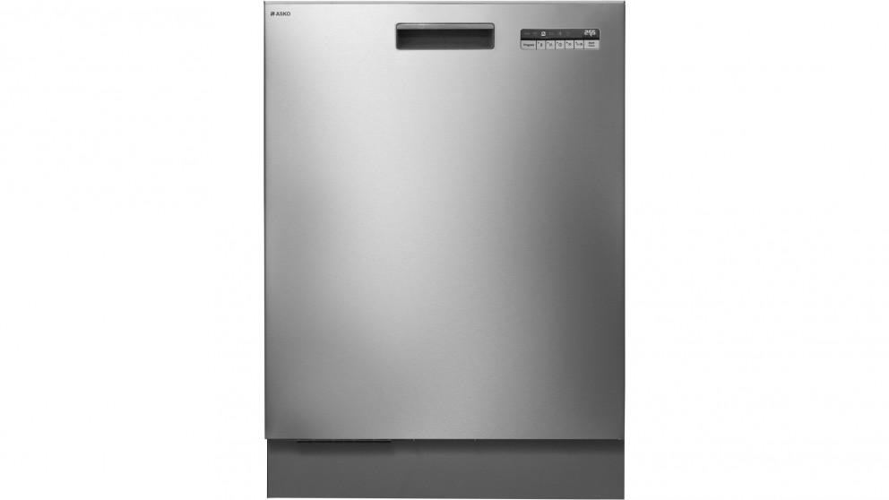 Buy Asko Built In 82cm Dishwasher Stainless Steel