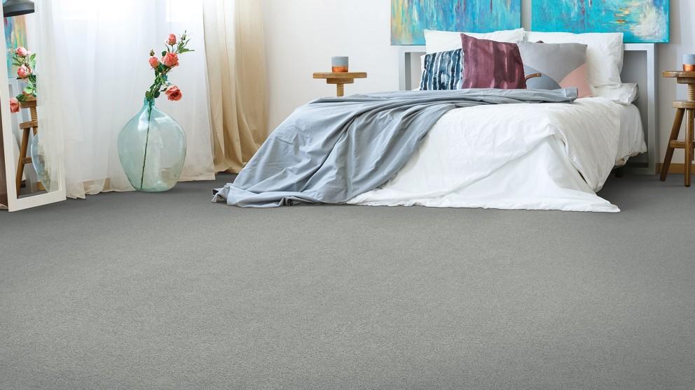 Smartstrand Silk Reserve Astonishing Softness Antiques Silver Carpet Flooring