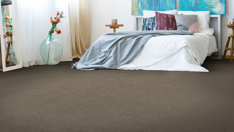 Smartstrand Silk Reserve Astonishing Softness Garden Bramble Carpet Flooring