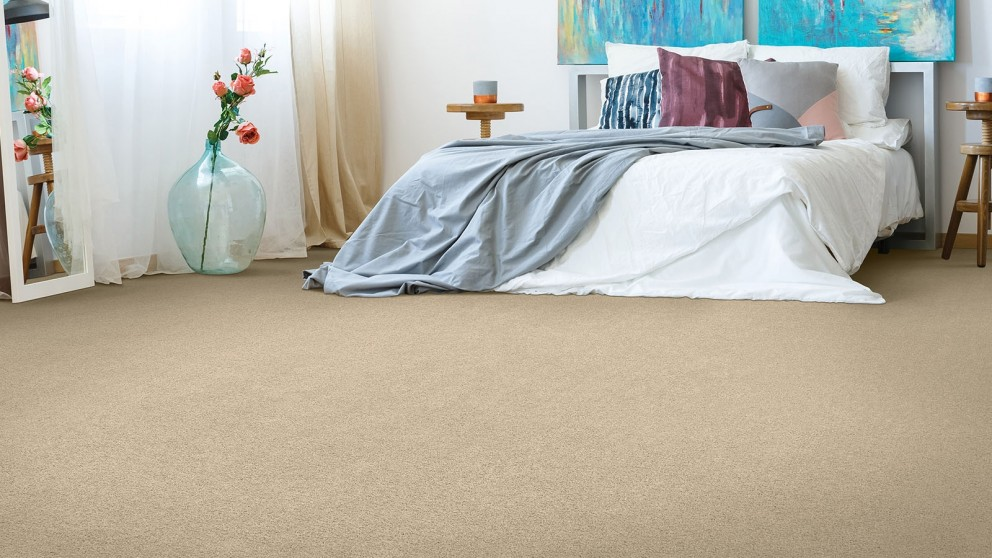 Smartstrand Silk Reserve Astonishing Softness Georgian Carpet Flooring