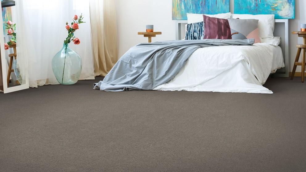 Smartstrand Silk Reserve Astonishing Softness Opulent Grey Carpet Flooring