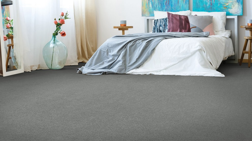 Smartstrand Silk Reserve Astonishing Softness Statuary Carpet Flooring