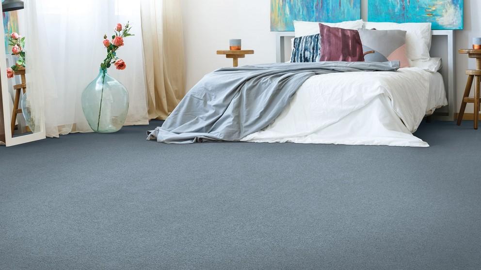 Smartstrand Silk Reserve Astonishing Softness Tranquil Bay Carpet Flooring