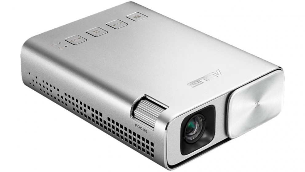 Buy asus zenbeam e1 portable projector harvey norman au for Handheld projector best buy