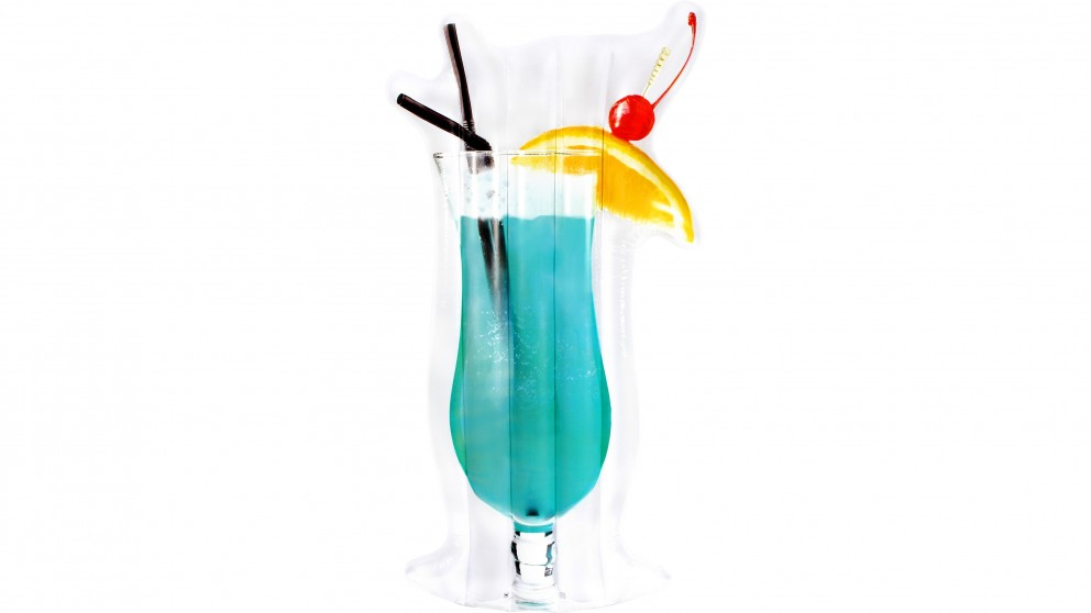 Buy Airtime Giant Cocktail Float Blue Lagoon Harvey Norman Au