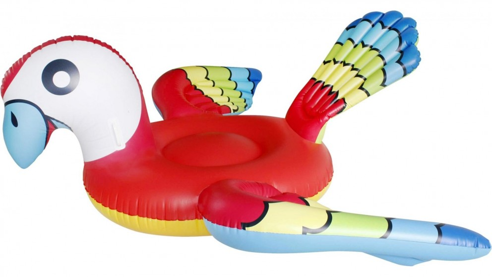 Airtime Giant Parrot Float with 2 Handles