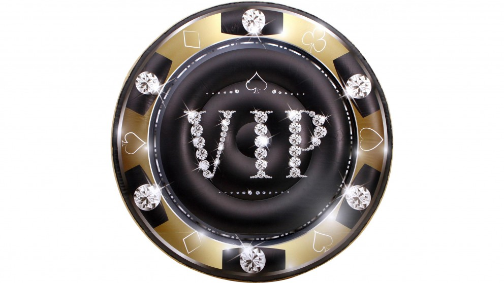 Airtime The VIP Gambler Gold Chip Pool Float