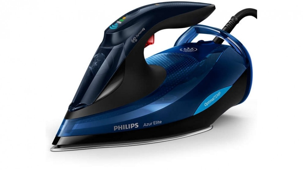 Buy Philips PerfectCare Azur Elite Iron - Blue | Harvey Norman AU