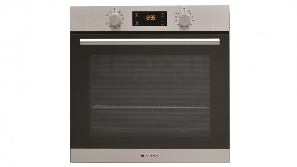Ariston 600mm 12 Function Pyrolytic Oven