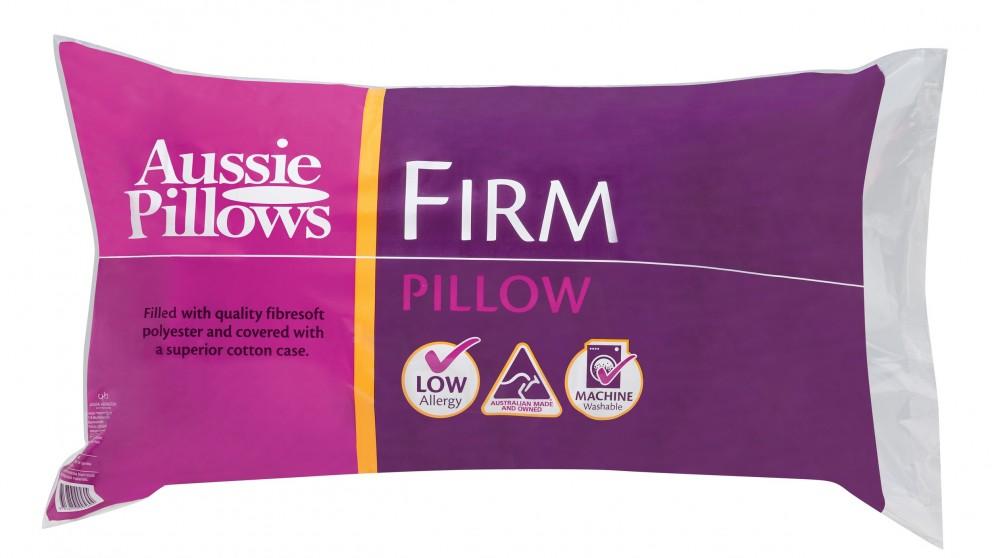Aussie Firm Pillow