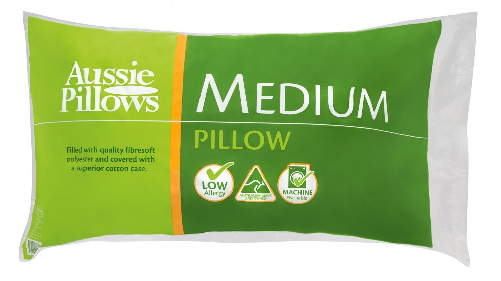 Aussie Medium Pillow