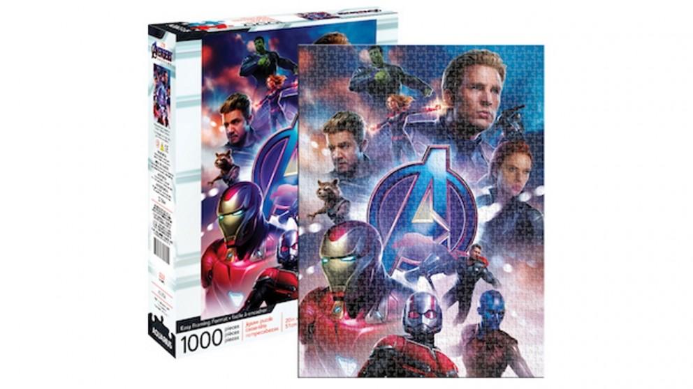 Avengers Endgame 1000 Pieces Puzzle