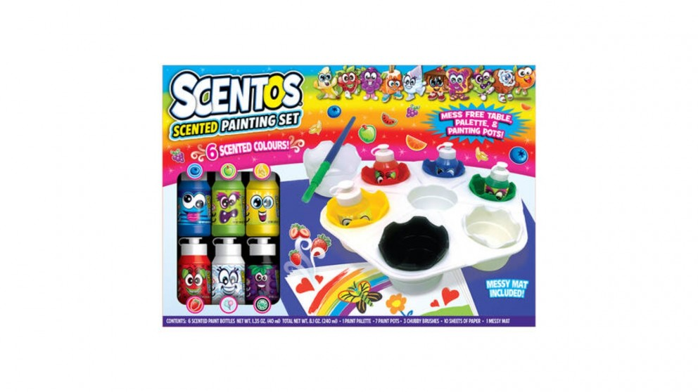 Scentos Scented Painting Set