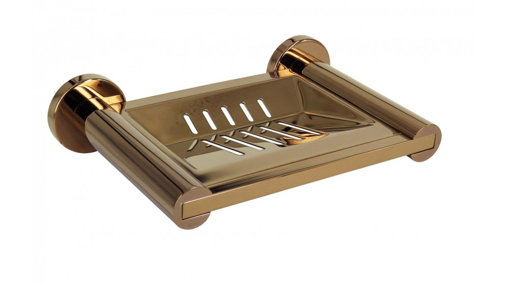 Arcisan Axus Soap Dish - Rose Gold PVD