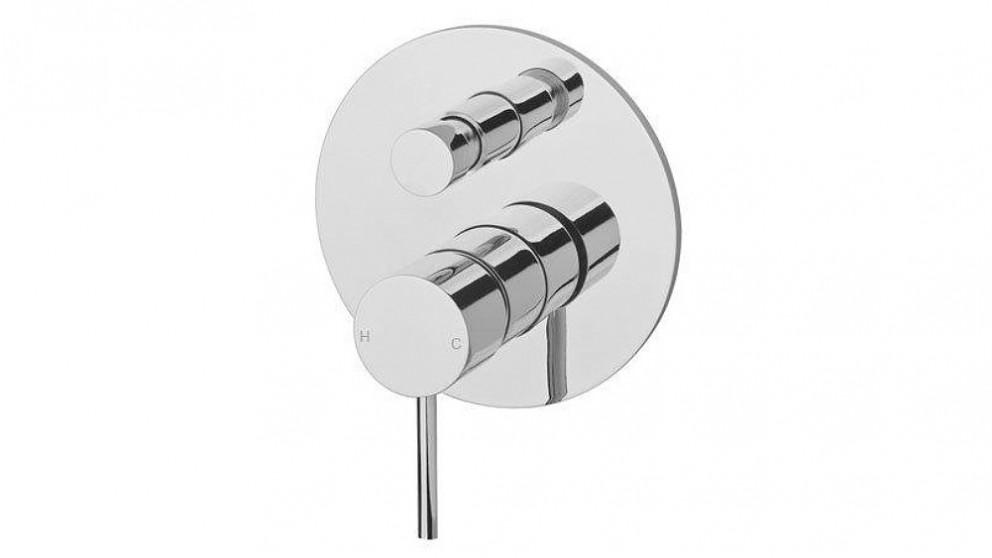 Arcisan Axus Bath/Shower Mixer Diverter - Chrome