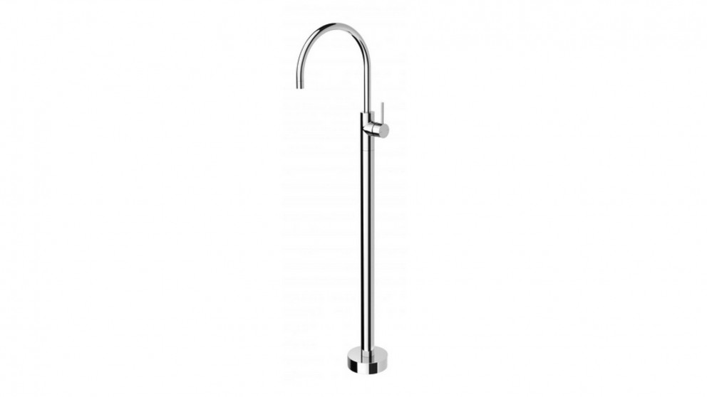 Arcisan Axus Pin Lever Free Standing Bath Mixer - Chrome