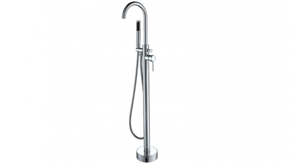 Arcisan Synergii Axus Freestanding Bath Mixer with Hand Shower