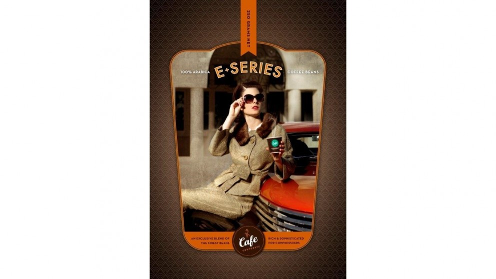Cafe Corporate E-Series 1KG Coffee Beans