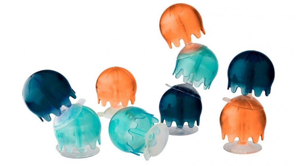 Boon Jellies Suction Cup Bath Toy - Multi-Coloured