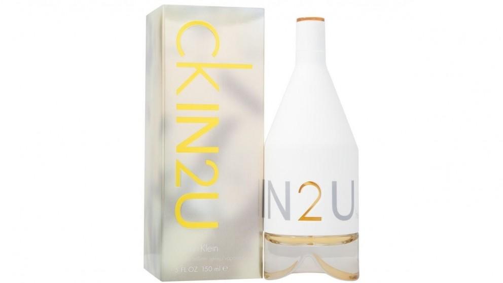 CK IN2U by Calvin Klein for Women (150ml) EDT
