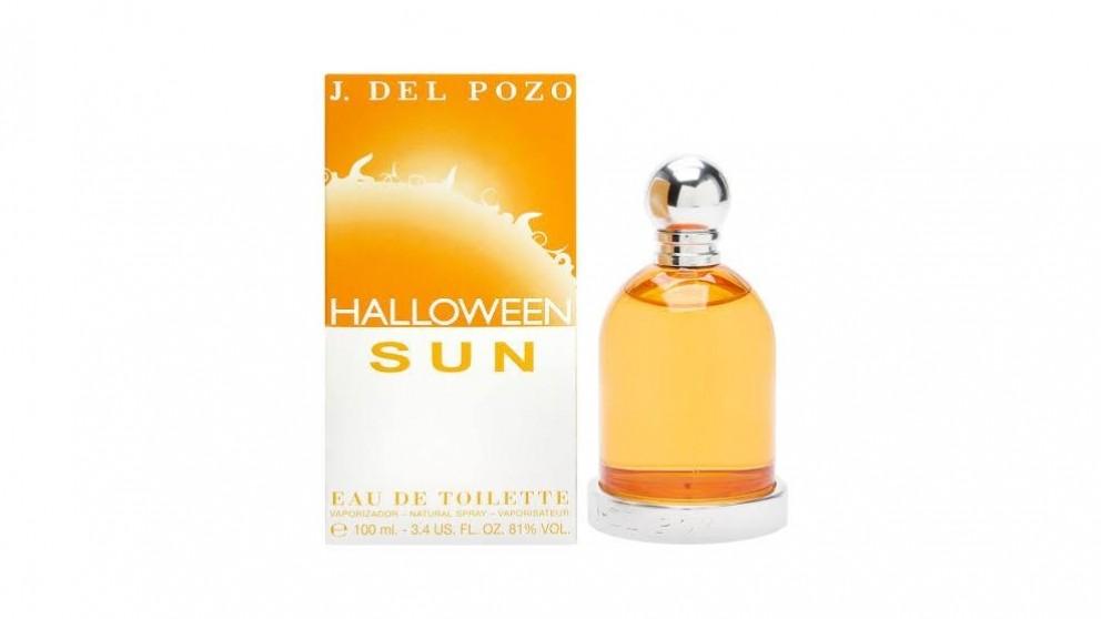 Halloween Sun by J. Del Pozo for Women (100ml) EDT
