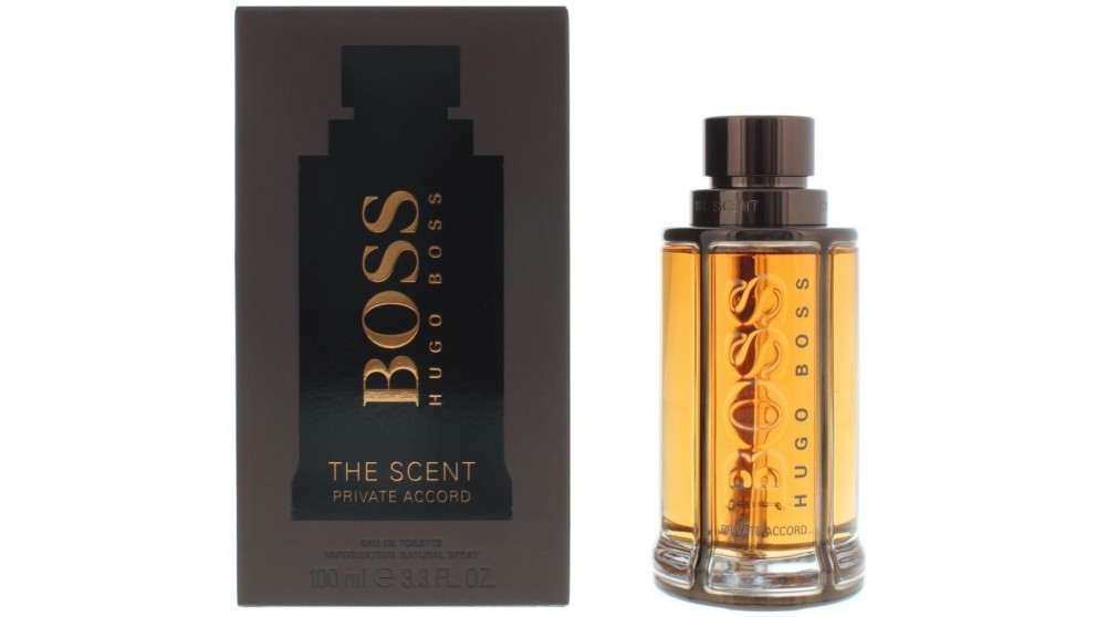 Boss The Scent Private Accord by Hugo Boss for Men (100ml) EDT