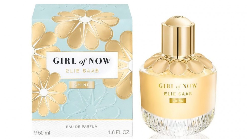 Girl of Now Shine by ELIE SAAB for Women (50ml) EDP