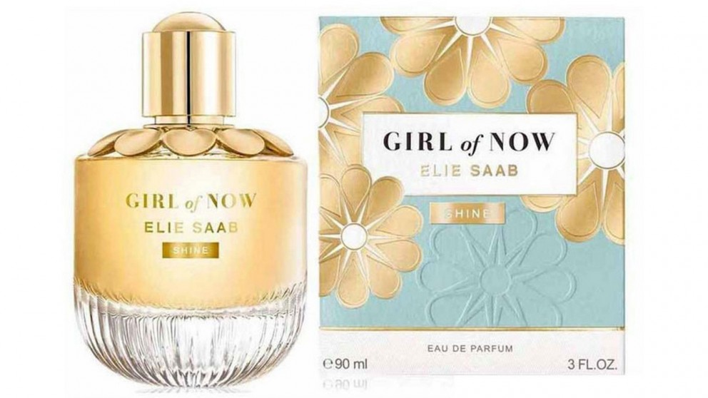 Girl Of Now Shine by ELIE SAAB for Women (90ml) EDP