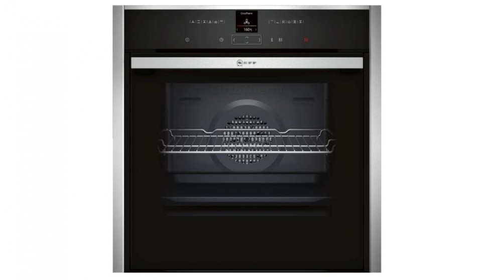 NEFF 600mm Eco Clean Slide & Hide Oven