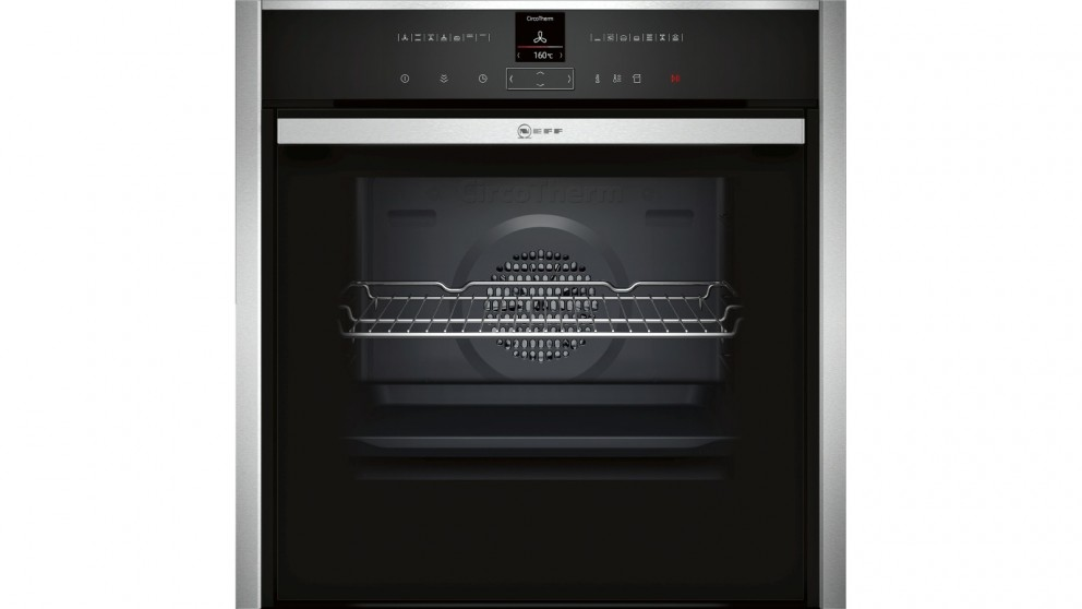 NEFF 60cm Electric Built-in Pyrolytic Oven with VarioSteam