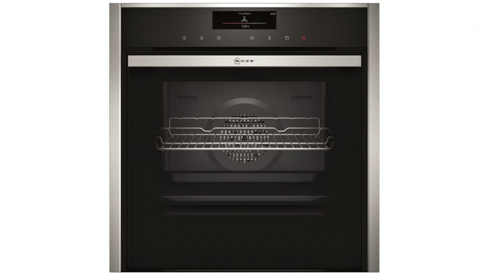 NEFF 600mm Built-in Pyrolytic Oven with VarioSteam
