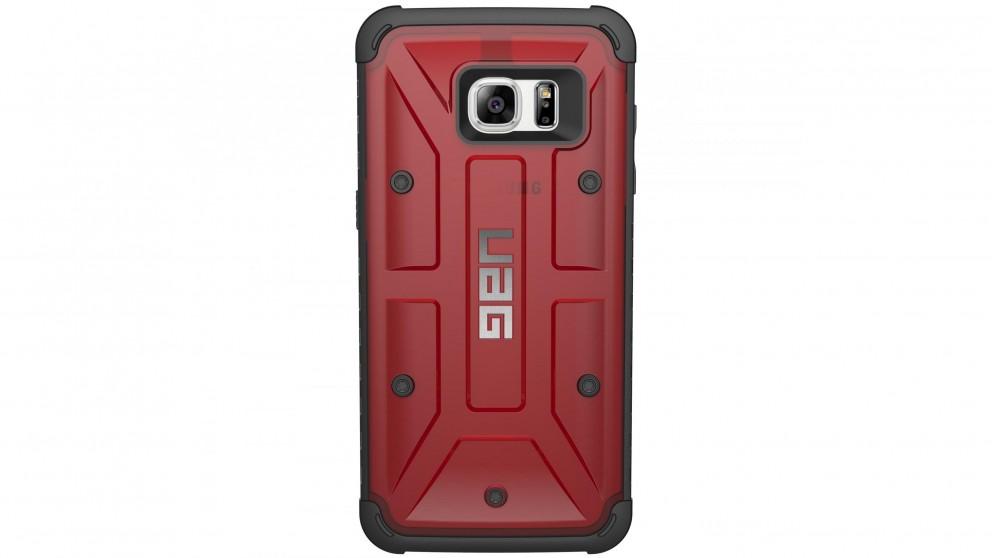 UAG Samsung Galaxy S7 Edge Case - Magma