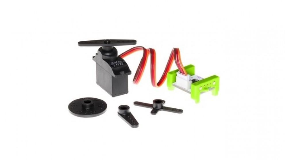 LittleBits Servo D-Shaft