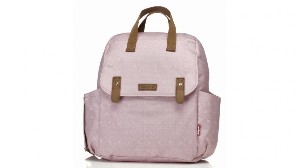 select for best discount price best supplier Babymel Robyn Origami Heart Convertible Backpack - Dusty Pink
