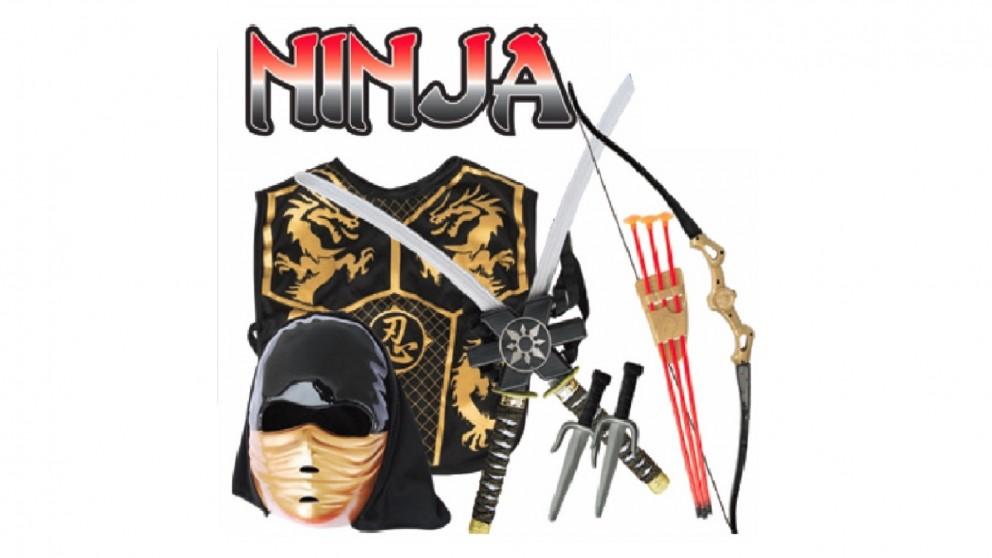 Junior Ninja Karate Showbag