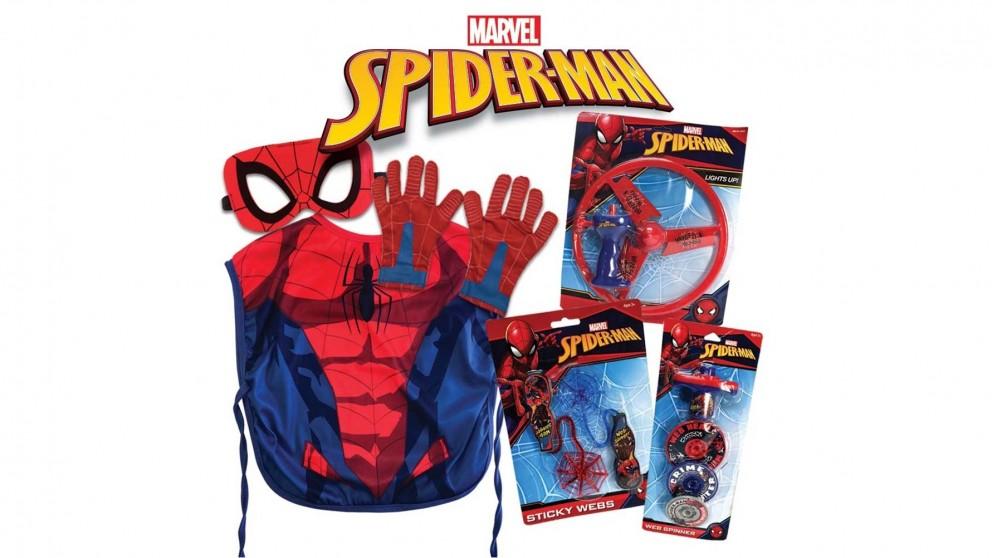 Spiderman Showbag