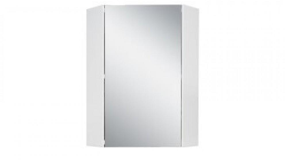 Forme Bambino Shaving Cabinet - White
