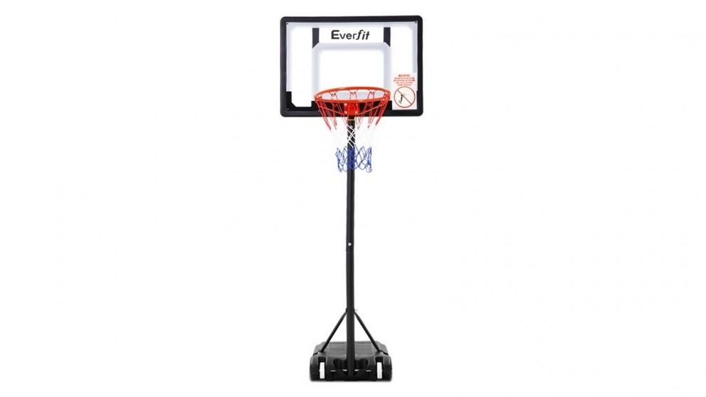 Everfit 2.1m Adjustable Basketball Stand Hoop