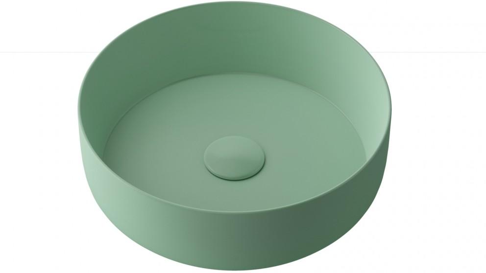 Timberline Allure Round Basin - Mint