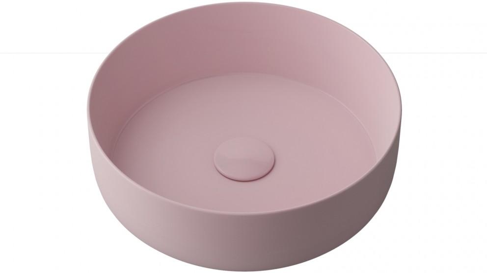 Timberline Allure Round Basin - Pink