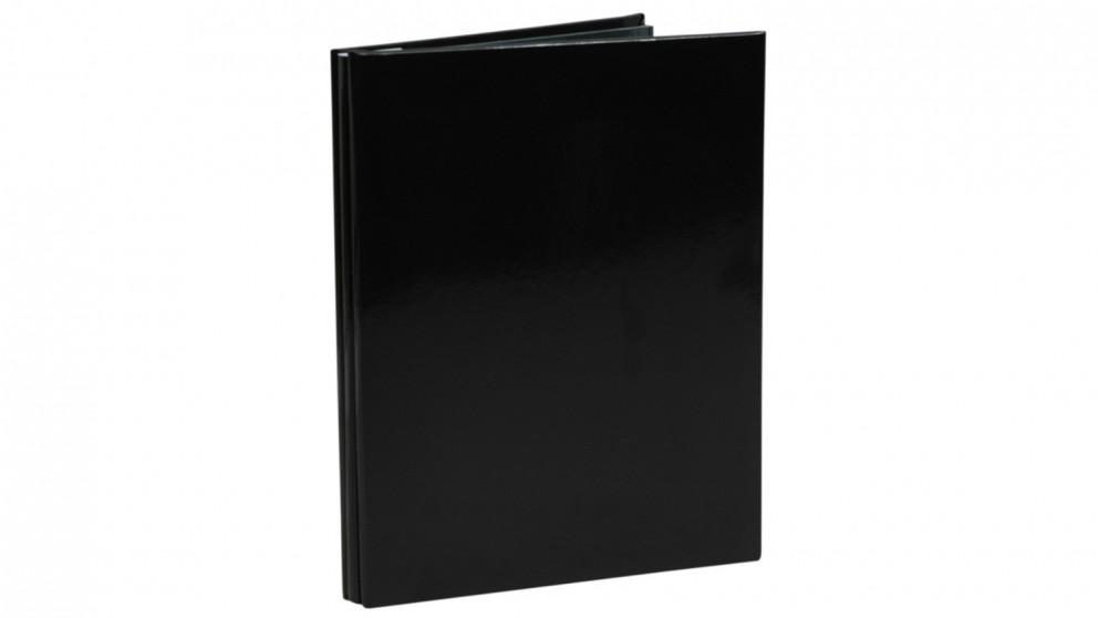 UR1 NCL Self-Adhesive Slim Refillable Album - Black