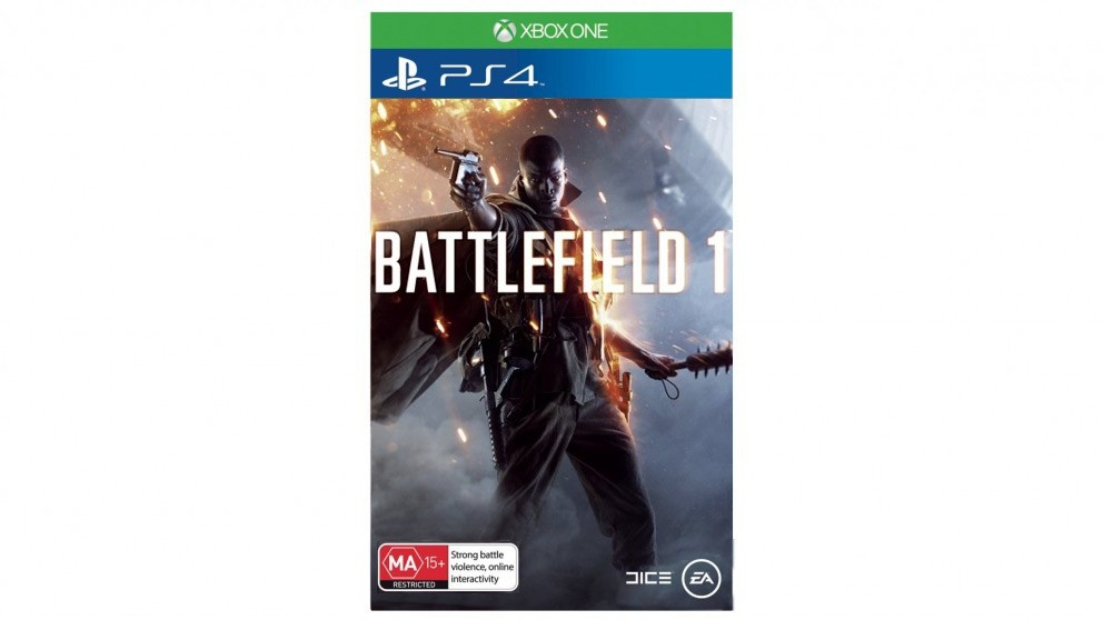 BattleField 1 - Available on Xbox One, PS4