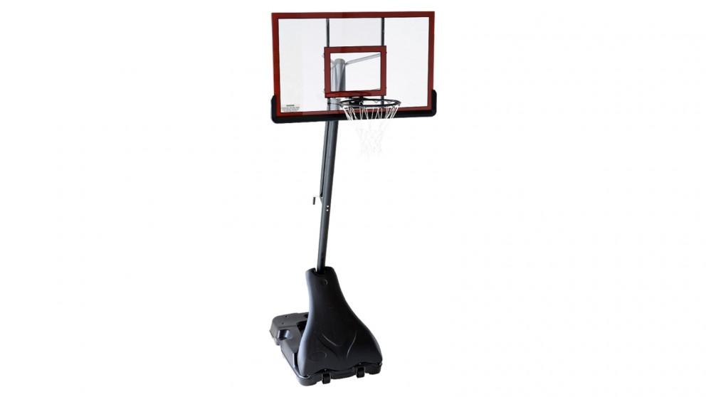 Kahuna Portable Basketball Ring with Ball Holder