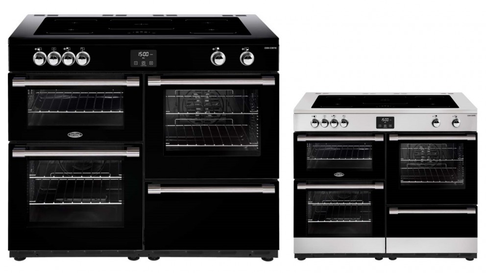 Belling 1100mm CookCentre Deluxe Induction Range Cooker