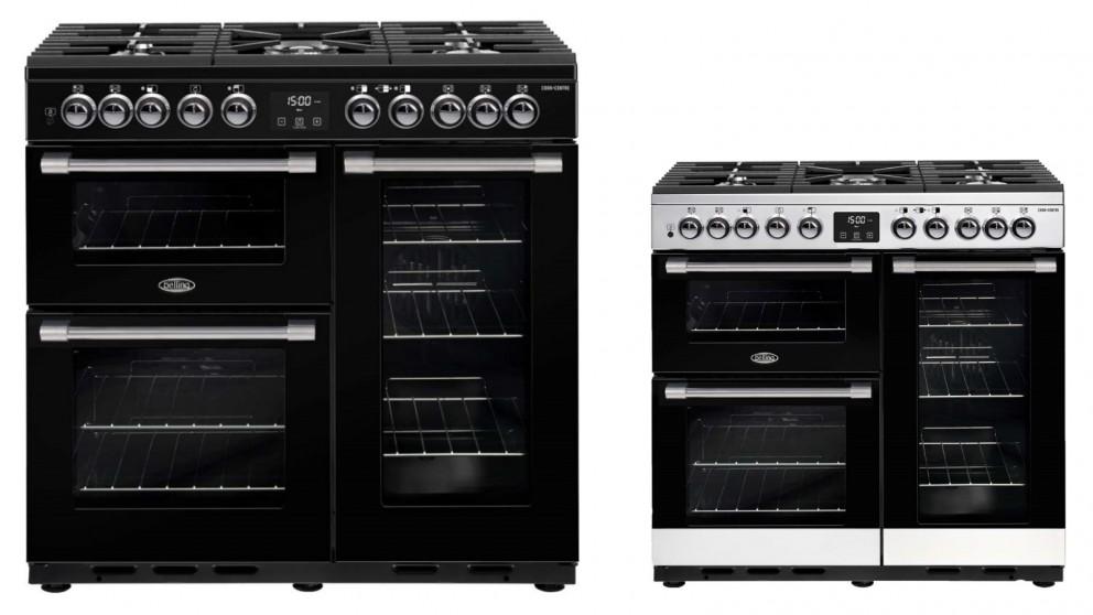 Belling 900mm CookCentre Deluxe Dual Fuel Range Cooker